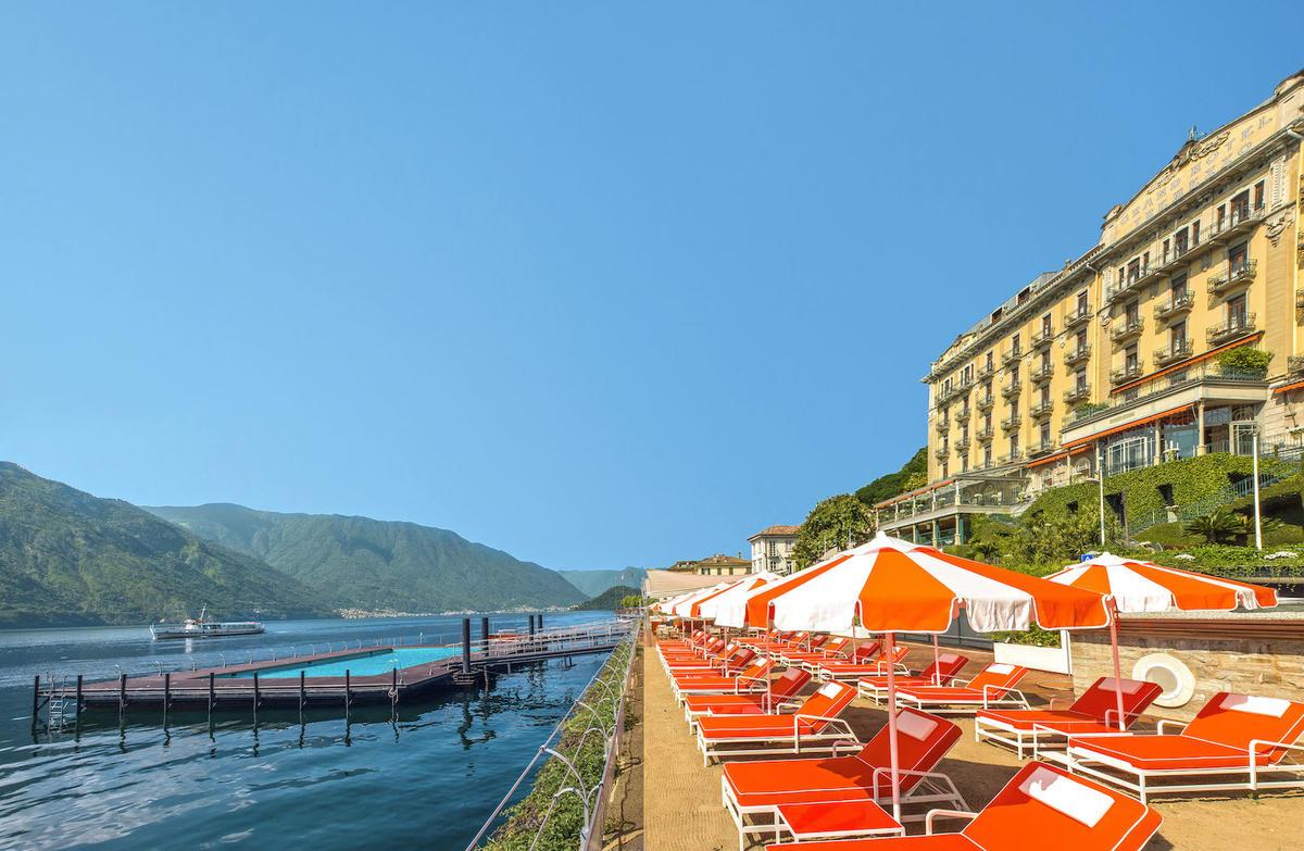 Grand Hotel Tremezzo Lake Como Italy Suitcase Magazine