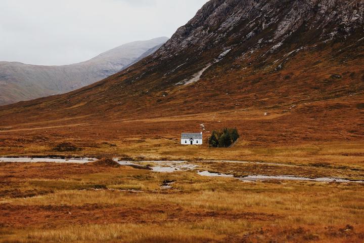 Scottish Highlands, UK