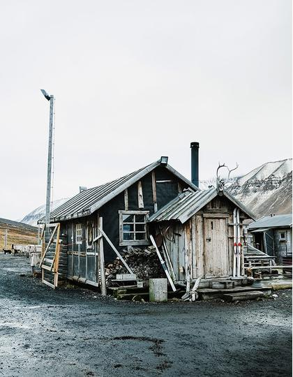 Svalbard, Norway | Photos by Benjamin Hardman